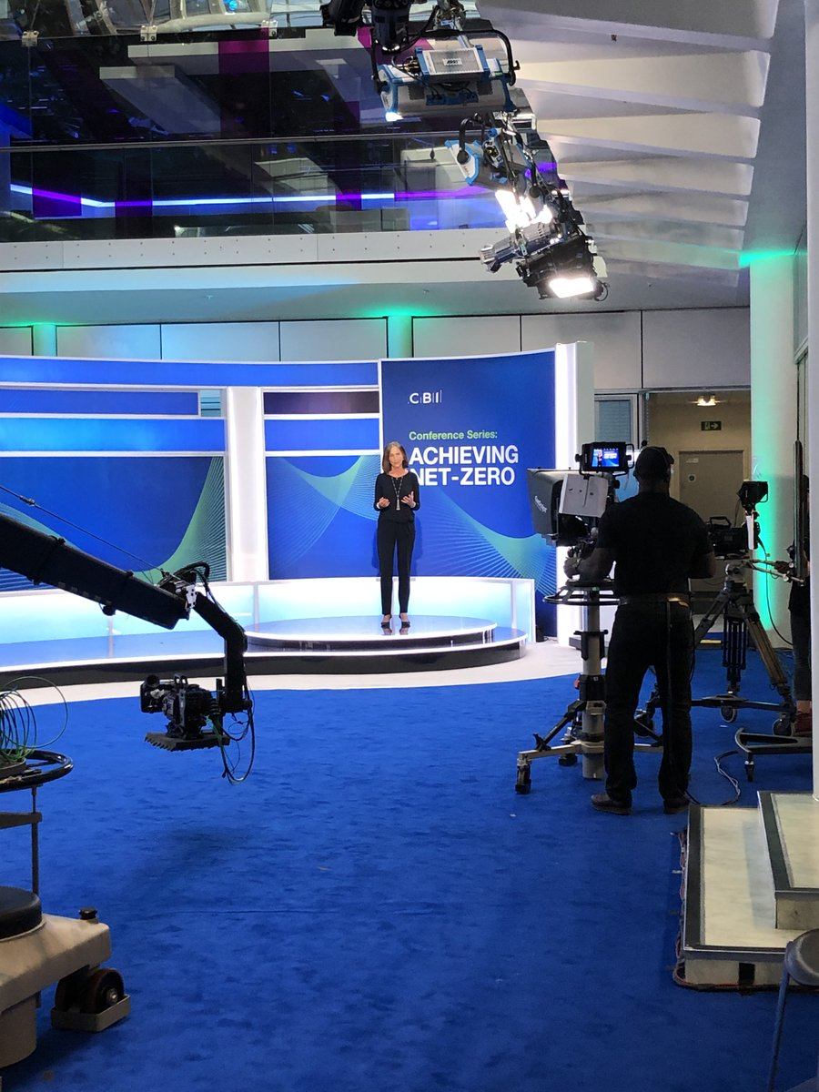 Live from ITN Productions HQ @cbicarolyn opened #CBINETZERO explaining the fundamental importance of the UK's commitment to tackling climate change as a way of proving itself as a global leader post-Brexit. https://t.co/MHno7cgEir
