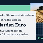 Image for the Tweet beginning: Recently the European Crop Protection