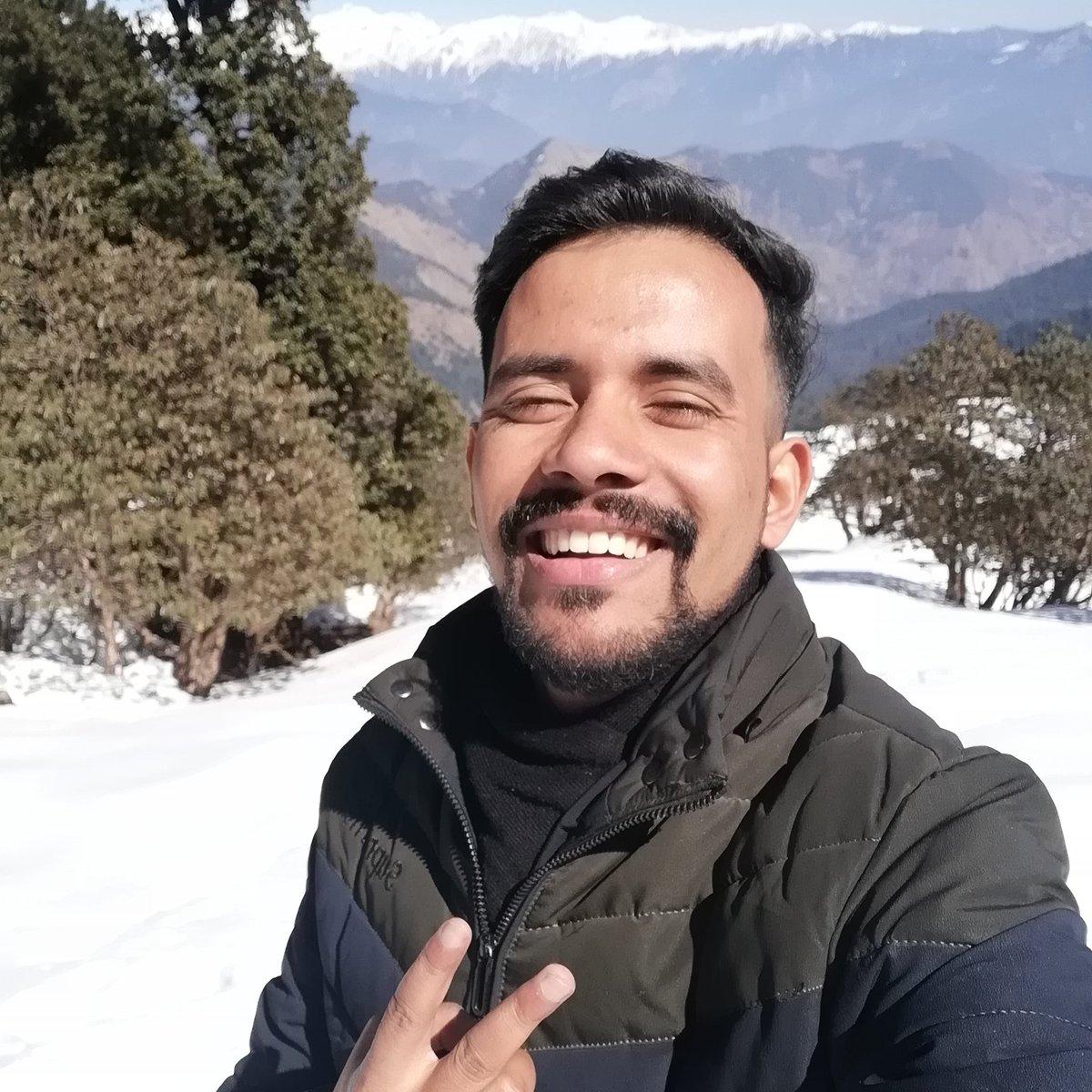 #NewProfilePic #Tungnath #Chopta #Uttarakhand https://t.co/c2tqHvMTn2