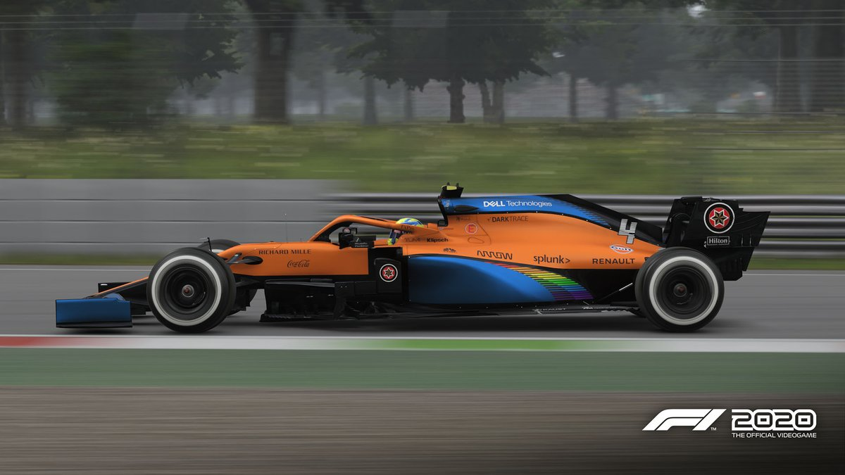 🎮 Buckle up - patch 1.09 is out now on:  ✅ PC ✅ PS4 ✅ Xbox One 🔜 Google Stadia  Read more about what's in this patch, including our livery updates, right here: https://t.co/UjZdpbL4pT https://t.co/mRNi26DqsS