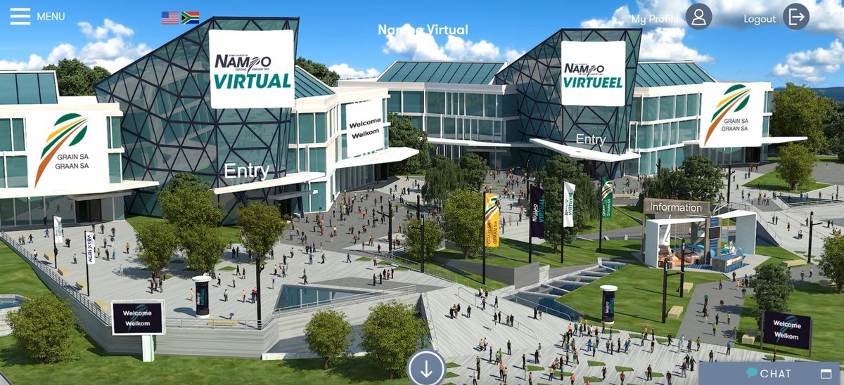 The 4-day NAMPO Virtual is a fruitful one. Thanks our digital-arm Midas to make it happened!  Contact us for your virtual events! #MiltonExhibits #Midas #VirtualExhibition  #VirtualEvents  #GoVirtual #DigitalSolutions https://t.co/U8AVsQonN8