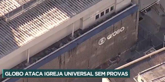 Globo acusa Universal sem provas às vésperas de eleições no Rio (via @DomEspetacular) https://t.co/YXayfK9CLZ https://t.co/GeLUofsGth