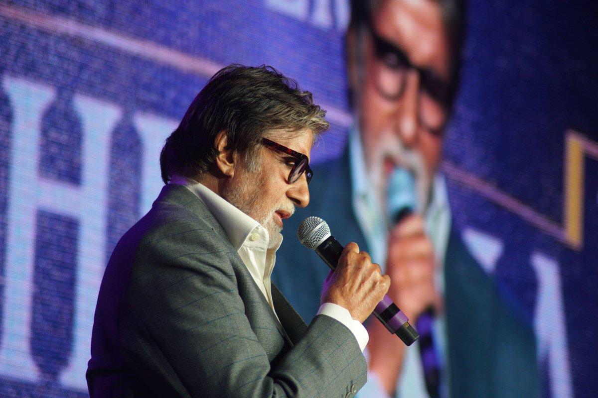 Amazon Alexa's next celebrity voice belongs to Bollywood star Amitabh Bachchan