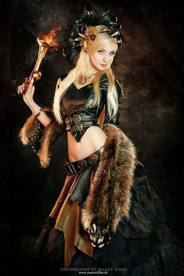 ~Katina~#steampunk