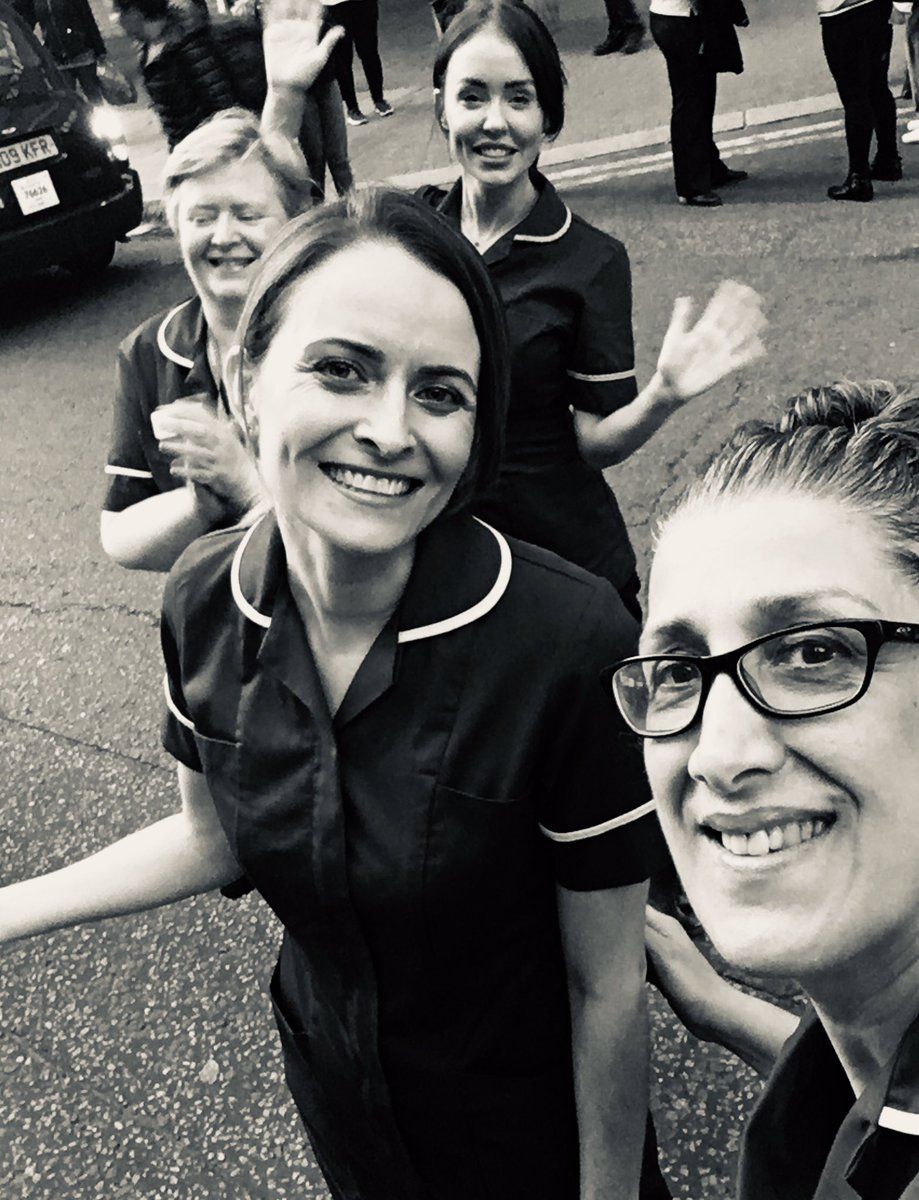 #thankyou to my good friends, we stayed away from our families during lockdown but we had each other, the highlight of the week was gathering outside QEQM for the #clapfornhs thank you for your friendship. #ImperialThankYouWeek https://t.co/Pl8eQdvaLQ