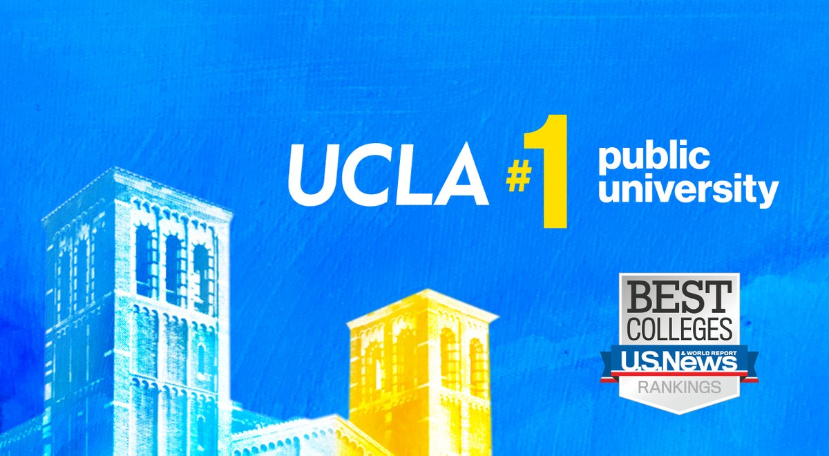 🎉We are #1! 👀  The best kind of #MondayMotivation tweet - tag your fellow Bruins! ⬇️ https://t.co/z10f7vbnOy