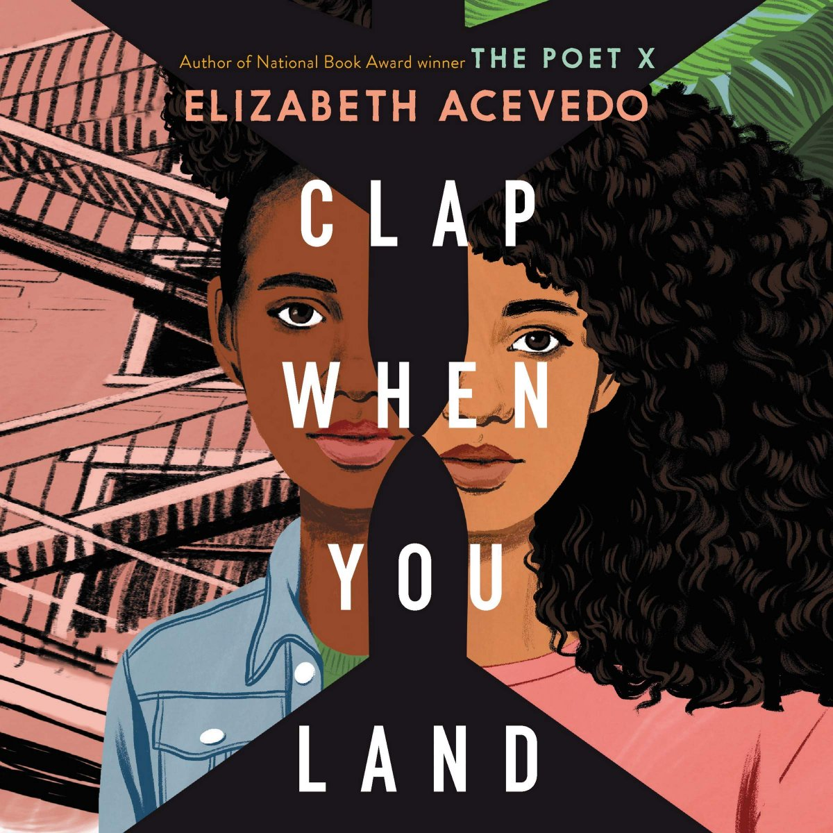 Staff pick: Clap When You Land by <a target='_blank' href='http://twitter.com/AcevedoWrites'>@AcevedoWrites</a> beautifully written in verse where the father of 2 girls, unaware of each other's existence dies in a plane crash. This is a story of grief, betrayal, and family secrets.  <a target='_blank' href='http://search.twitter.com/search?q=YHSStaffpicks'><a target='_blank' href='https://twitter.com/hashtag/YHSStaffpicks?src=hash'>#YHSStaffpicks</a></a> <a target='_blank' href='http://twitter.com/APSLibrarians'>@APSLibrarians</a>  <a target='_blank' href='https://t.co/cg5PCJTHTX'>https://t.co/cg5PCJTHTX</a> <a target='_blank' href='https://t.co/tPhQvNRDmk'>https://t.co/tPhQvNRDmk</a>