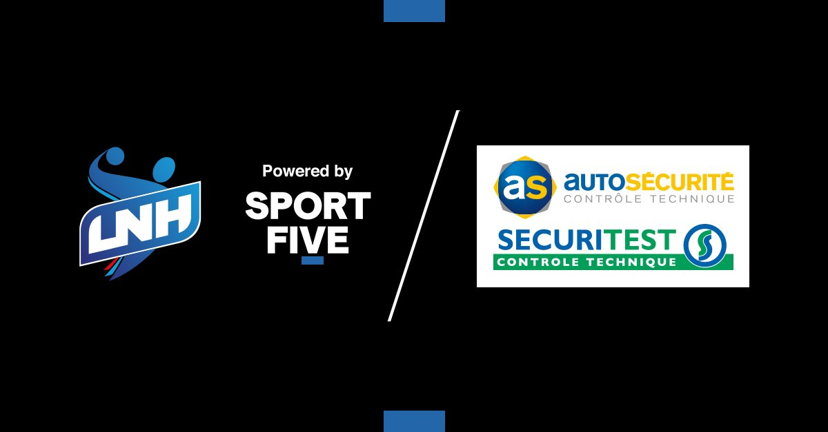🇫🇷 SPORTFIVE supports @LNHofficiel and @SGSFrance  on a partnership between the league and the brands #AutoSécurité and #Sécuritest.  The new partnership will be activated through LED signage, digital and print, and a specific digital platform.  ▶️ https://t.co/dYjMZxYUxd https://t.co/mY1WdVWDdo