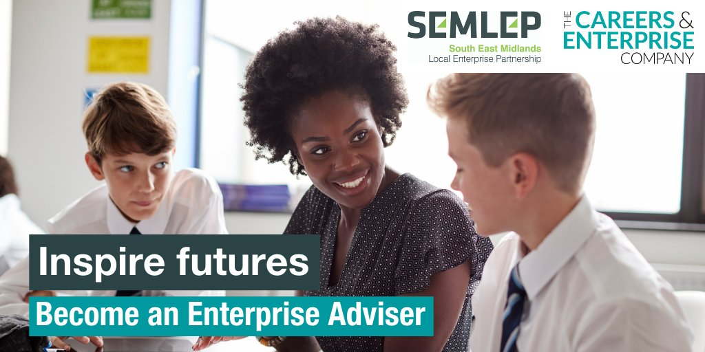 Thinking of becoming an Enterprise Adviser? Take a look at the benefits:  💗Give back to your community 🎒Support your local school/college to deliver world-class guidance to their students 🎯Undertake strategic planning in a new context  Get involved 👉https://t.co/hO4AGEhR2l https://t.co/8dg6WqJU34
