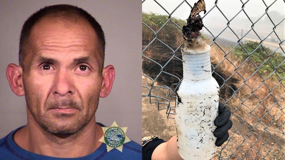 UPDATE: Man arrested after admitting he used Molotov cocktail to start brush fire in Portland - KATU https://t.co/5ebZVIZM6j