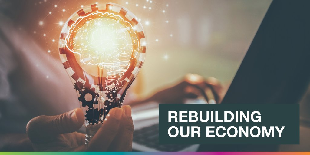 Our aim for economic recovery is that ultimately, our environment🌱, health and wellbeing🧠 and the way we do business💻 is improved as a result.  Find out about the 3 core pillars shaping the South East Midlands economic recovery strategy - https://t.co/9Ll1S3M6CD https://t.co/OgAvb9bLTg