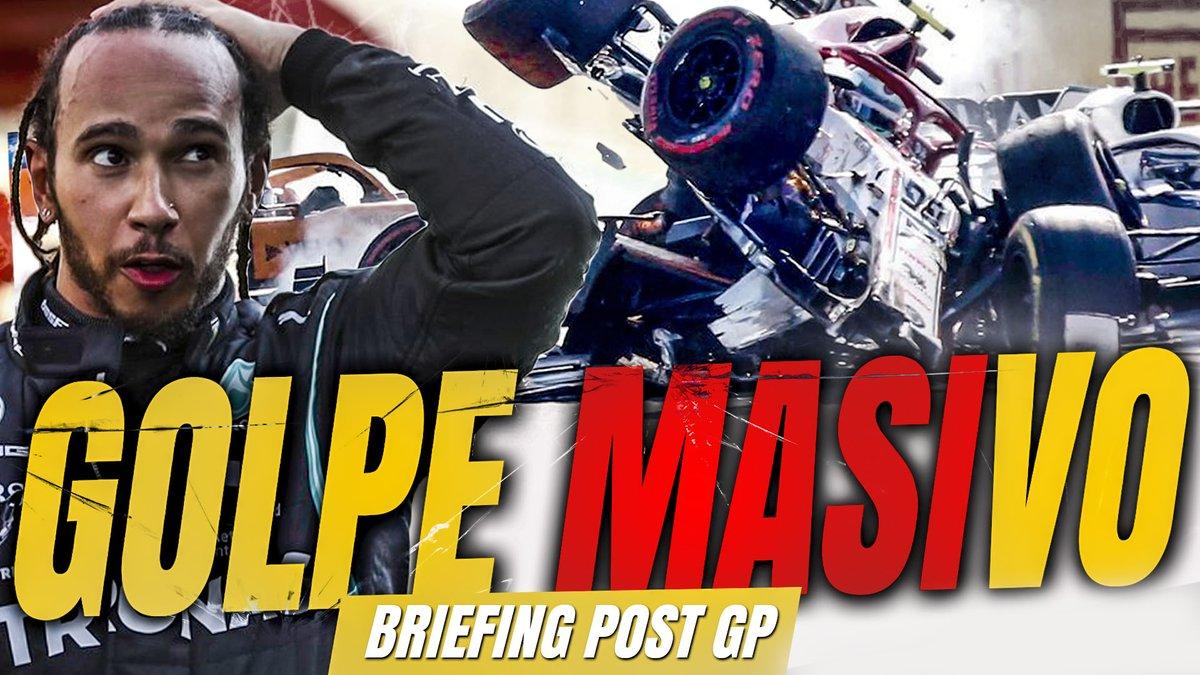 DIGAN lo que DIGAN...  😤La FIA y Masi son responsables 🙄Hamilton se excedió en el podio 😂El 'rojo borgoña' no te hace más rapido  👉https://t.co/8XPJHoazS1  #BriefingPostGP #ToscanGP https://t.co/wkhiQTo3dn