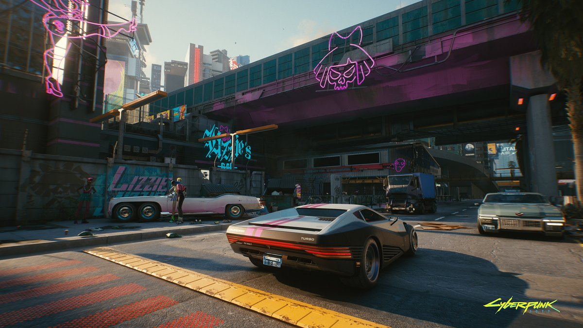 Cyberpunk 2077 PC Specs Revealed