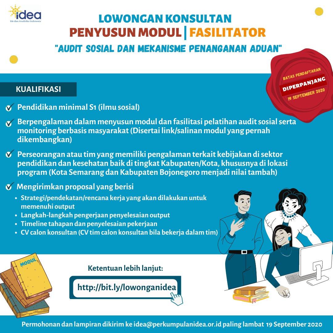 Lowongan Kerja Ngo Yogyakarta