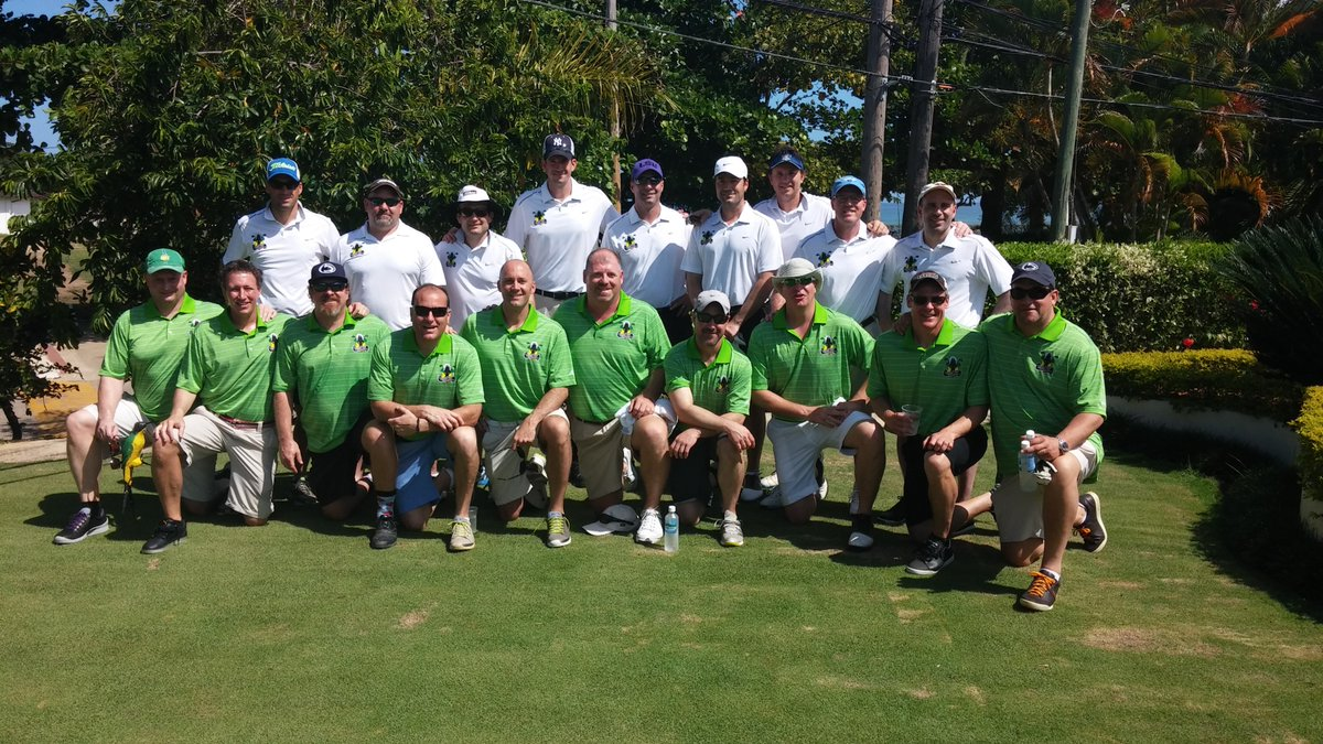 #PennStateMSOC alumni Anthony Castro, John Geltrude, Mike Imm, Jeff Kline & Steve Sergi, along with some other Penn Staters, get together each summer for the annual 𝙁𝙧𝙚𝙙𝙙𝙮 𝙁𝙚𝙨𝙩 golf tournament.  Full story on the 25-plus year friendship➡️ https://t.co/5ucnzfLi46  #WeAre https://t.co/at6kPPjQcx