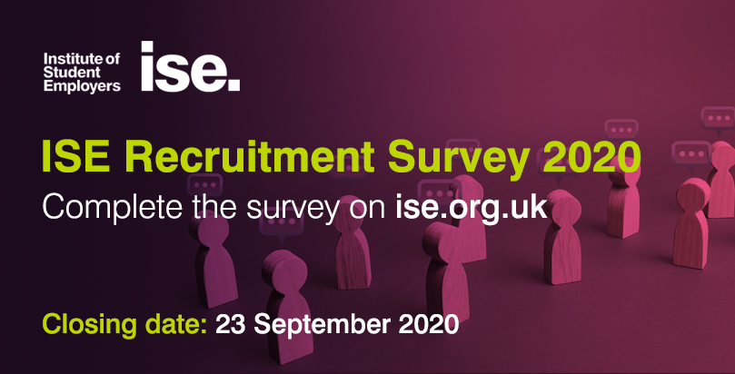 ISE recruitment survey for 2020 is now open.  The survey explores your organisation's experience of early talent recruitment over the last year.  https://t.co/aPKvgmKfRp https://t.co/nl3crDwZ63