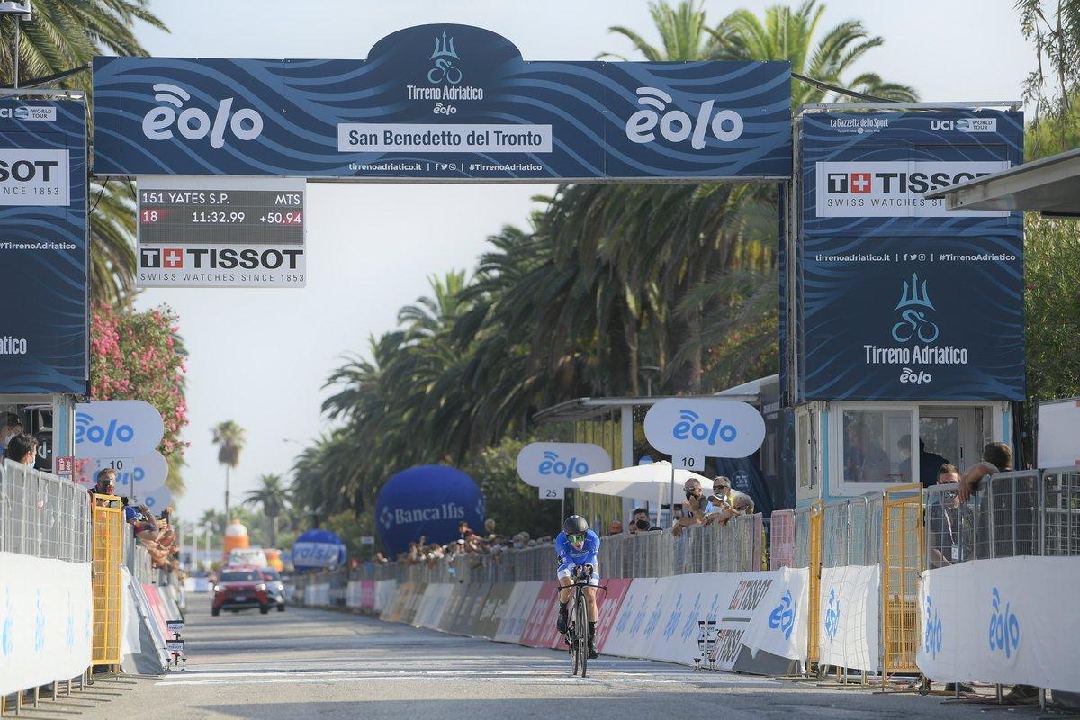🔱 @SimonYatess - @MitcheltonSCOTT vince la #TirrenoAdriatico @eolo_it 2020! 👏  🔱 @SimonYatess - @MitcheltonSCOTT wins the 2020 #TirrenoAdriatico @eolo_it ! 👏 https://t.co/7v0Kph3j6f