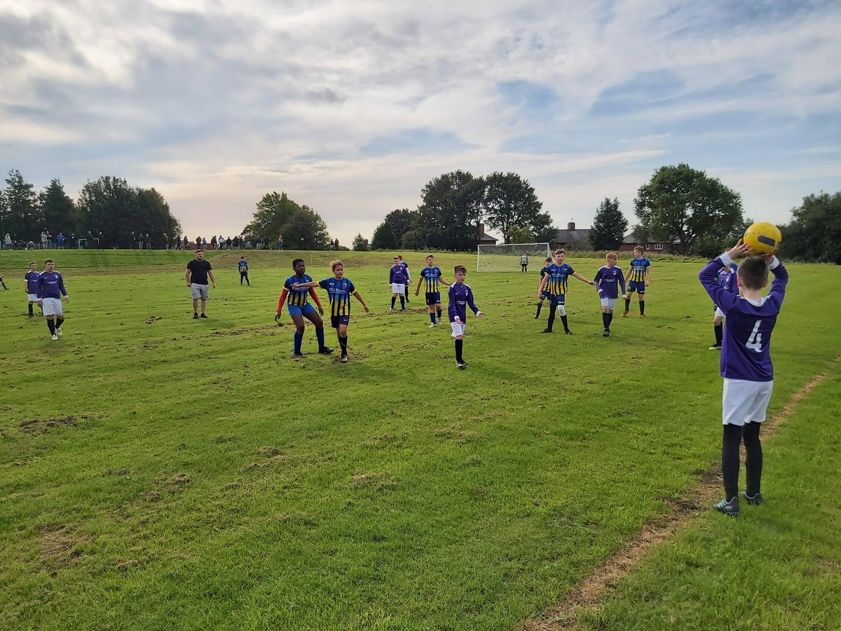 Opening day win for Leeds 28 FC (and the first in our history...😀)  Read the match report here > https://t.co/S8b2HbD8Ro  #juniorfootball #pudsey #farsley #leeds28fc https://t.co/hX2VnhNB1a