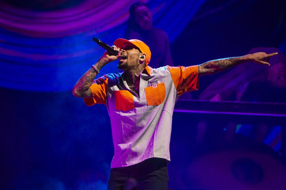 On This Day in BK -  last year we were all jamming out with @chrisbrown! What's your fav Breezy song? 🎶 https://t.co/Y5kt36Y0WQ