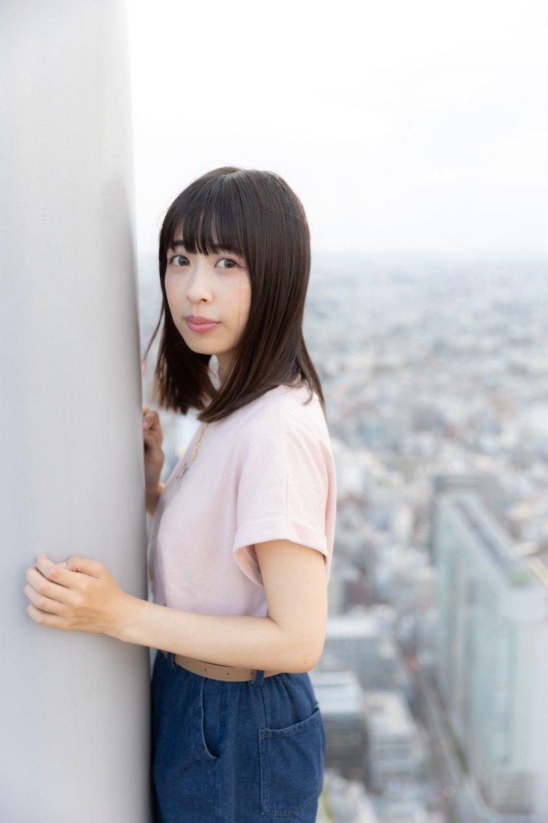 フリーで活動中の滝本そらちゃんです。前回に引き続き撮影をお願いしました!是非応援お願いいたします!渋谷にて撮影①モデル:滝本そら@Takimoto_sora#モデル #撮影会 #ポートレート #portrait #photo #写真 #被写体 #EOSR #渋谷sky