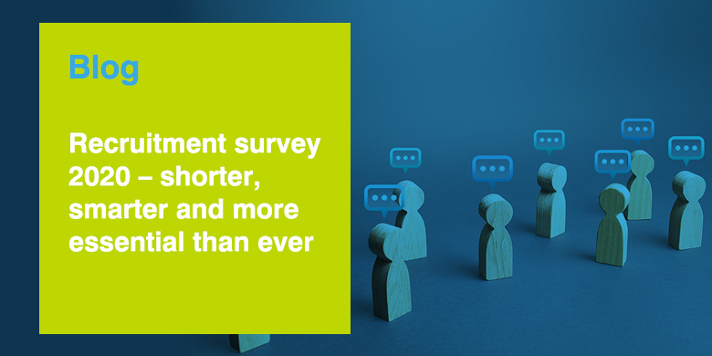 ISE's @pigironjoe explains why it is more important than ever to complete the recruitment survey this year.  https://t.co/NFAn7p4Ckr https://t.co/K13Zmqj8WI