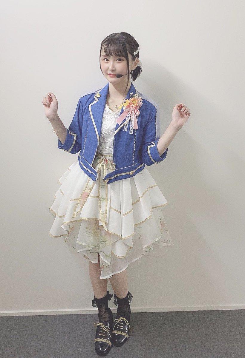 #虹ヶ咲 #TOKIMEKI  Margaretの衣装再現度凄いの! 踊るとスカートがふわふわして可愛い! このちょんと結んでる髪型も大好きなポイント- ̗̀ ♡  ̖́-  そしてたくさんのリプ感謝です! みんなの優しさに(  •̥ ˍ •̥  ) 3rdライブに向けて努力を続けるのみだと思うので、自分に厳しく頑張ります!
