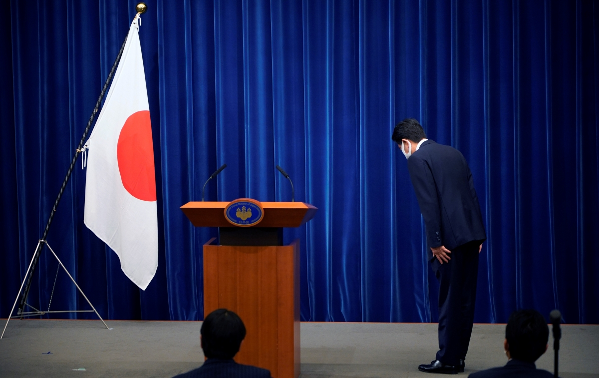 TOMORROW—Join Asia Society Japan Chair James Kondo and Tobias Harris (@observingjapan) of @Teneo for a conversation on Prime Minister Shinzo Abe's departure and what lies ahead.   Tune in on September 15 at 8:00 AM ET: https://t.co/NrvBucwRGw https://t.co/14s5FL2sTX