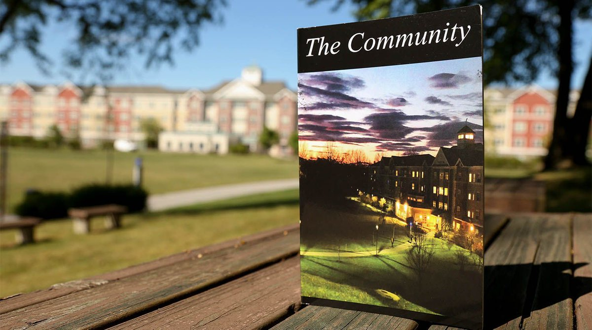 The 2020 issue of DCC's literary and arts magazine, The Community, is now available for viewing online! Read it by visiting https://t.co/wCgQsZj5Z3 https://t.co/uRTqUBuP4q