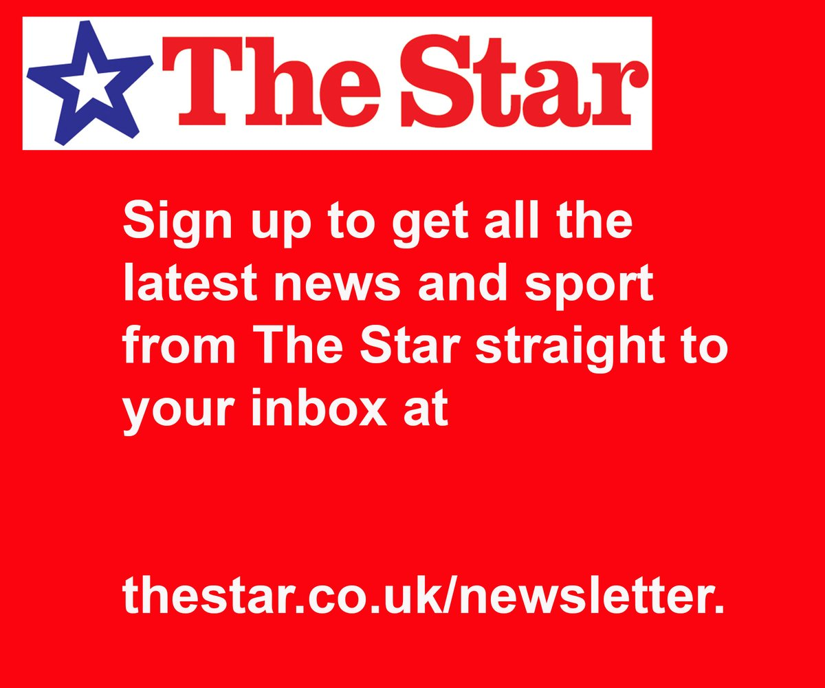 You can get all the very latest news, sport and opinion from across Sheffield straight to your inbox. #Sheffield #newsletter Sign up here ➡️ thestar.co.uk/newsletter