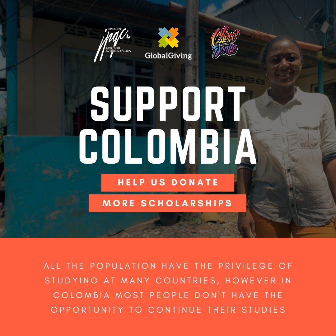 test Twitter Media - Ready to make a difference? Help us to do more for #Colombia, helping our young people to continue their studies. Join us by #donating today through GlobalGiving's Little by Little campaign, our chance to take another small action with a big impact. https://t.co/NHAy0VQlN6 https://t.co/wF2YyfLKj5
