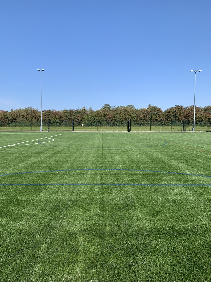 Delighted to see Desso 3G iQ3 artificial turf installed as part of the @NottsSport #FastTrackFunding project @SAPCA https://t.co/aYEm38ZYmA
