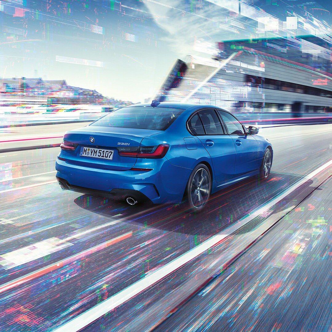 Summer offer glitching through. The 3.  https://t.co/srHU1OJBFc  #BMW3Series #BMWAGMC https://t.co/fiFDCTIqKf