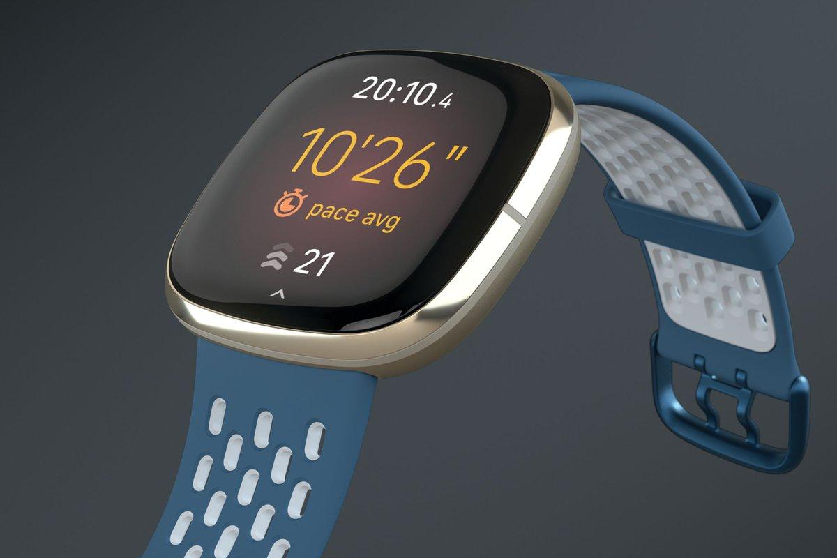 Fitbit's Sense smartwatch gets FDA clearance for EKG app