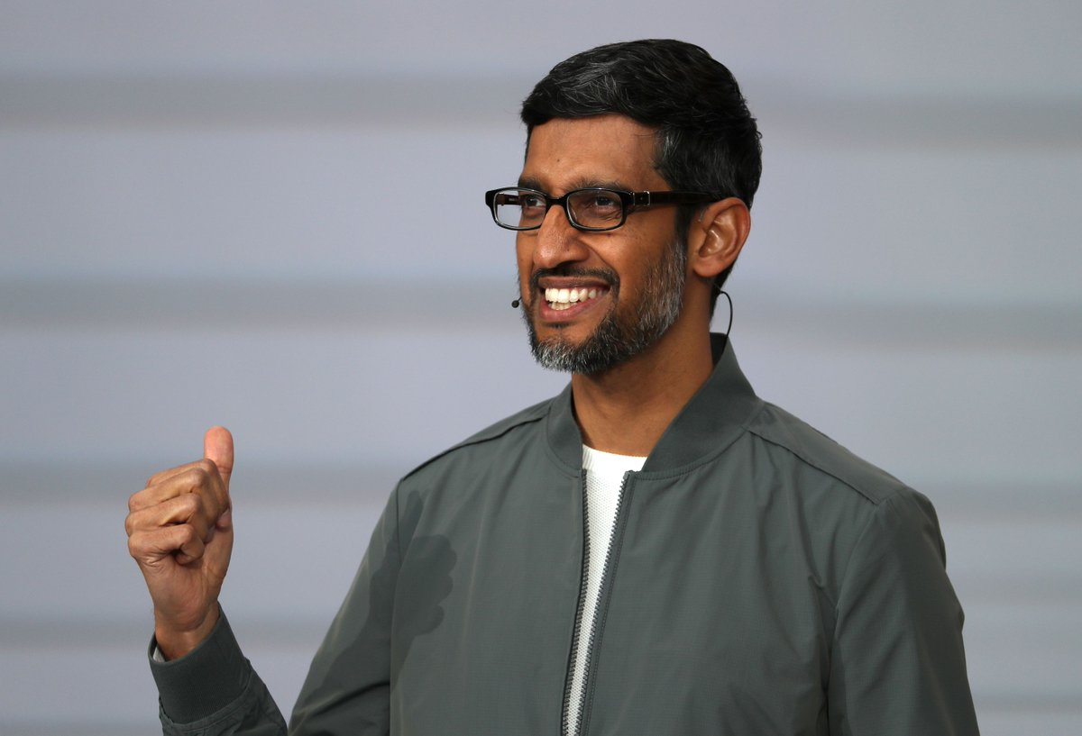 Google announced one of the biggest green pledges from tech yet