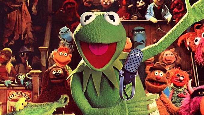 Today in 1976, It was time to play the music, it was time to light the lights as The Muppet Show was on the air for the first time. https://t.co/6RXvvdWPxy
