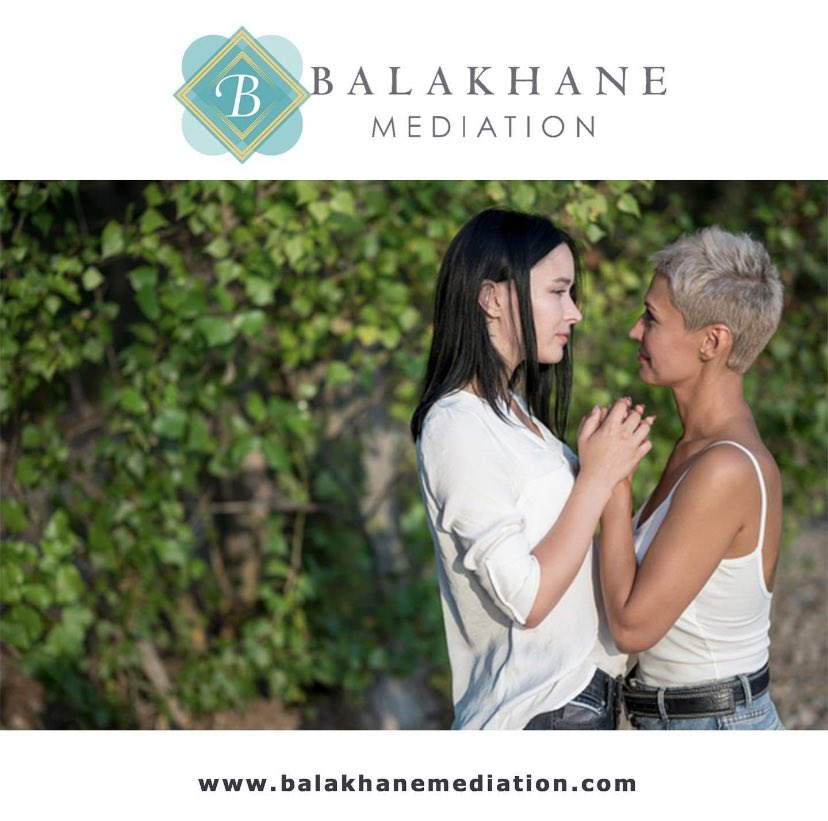 Families come in all shapes and sizes, and so do the issues they face. Balakhane Mediation has the knowledge and education to successfully find solutions that benefit everyone involved. #divorce #familylaw #divorcemediation #familymediation #LGBTQ #loveislove https://t.co/fk3jKybB56