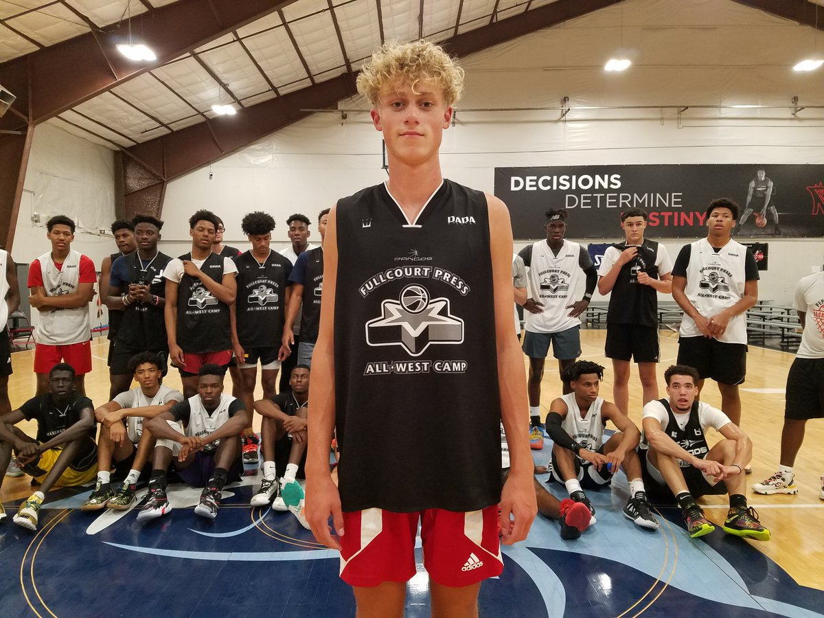 NOW OUT: @FCPPangos All-West Camp Top 5⃣5⃣Player Rankings. 235 + campers from 15 states, but it's an in-state talent that steals the show 🔥. Players from all 3 all-stars games & a sleeper or 2 not selected crack the list!       👀▶️https://t.co/iKAUZGZjJq https://t.co/DSYAB0MH9t