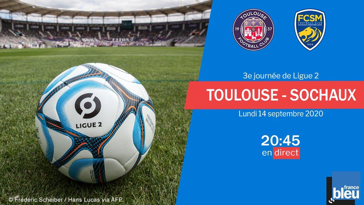 Ligue 2 : Toulouse bute sur Sochaux (0-0)  #FBSport #TFCFCSM   > https://t.co/uq1U2MfZUv https://t.co/HIiEAxohiS