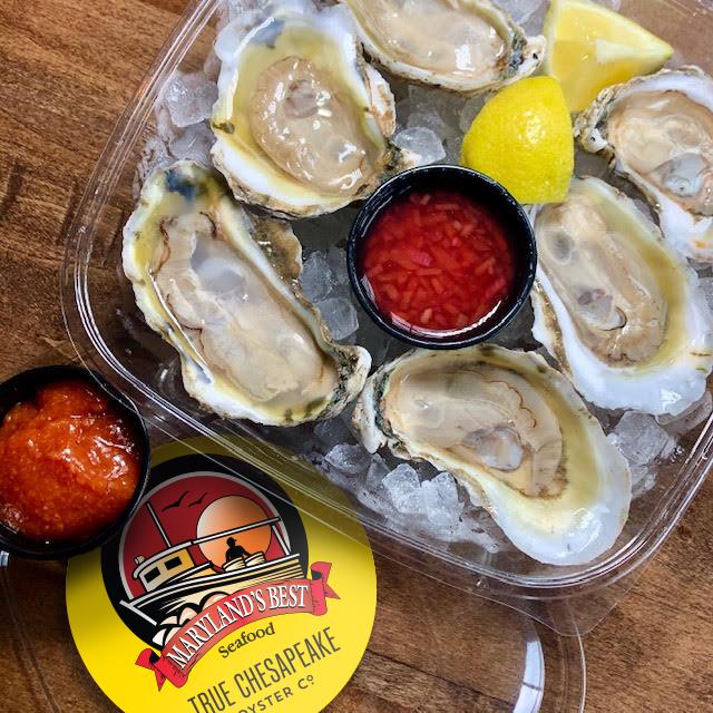 Slurp a #Maryland oyster! https://t.co/lcXOu1Qs3n