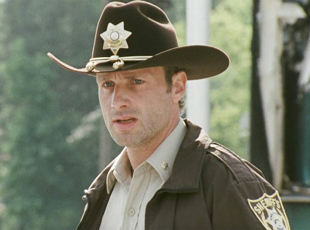 Happy birthday to Rick Grimes himself Andrew Lincoln.