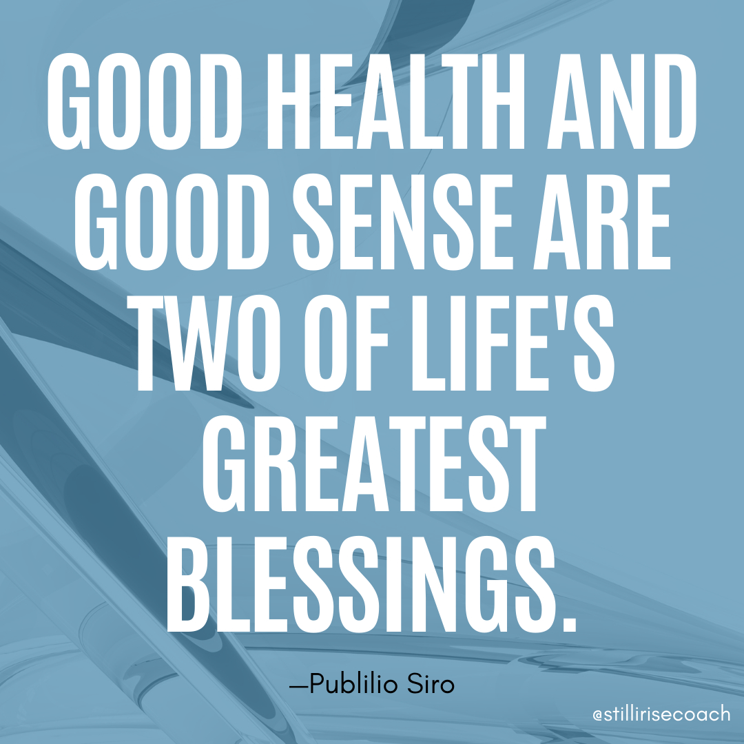 Yes, they are. May you have the good sense to make good health choices.  #goodhealth #goodsense #wisechoices #holisticnutrition #naturesmedicine #light #nutritious #guthealth #probiotic #prebiotic #ayurveda #youfirstlove #mindbodyspirit #holistichealthcoach #transformation #still https://t.co/u0XfpnhQl2