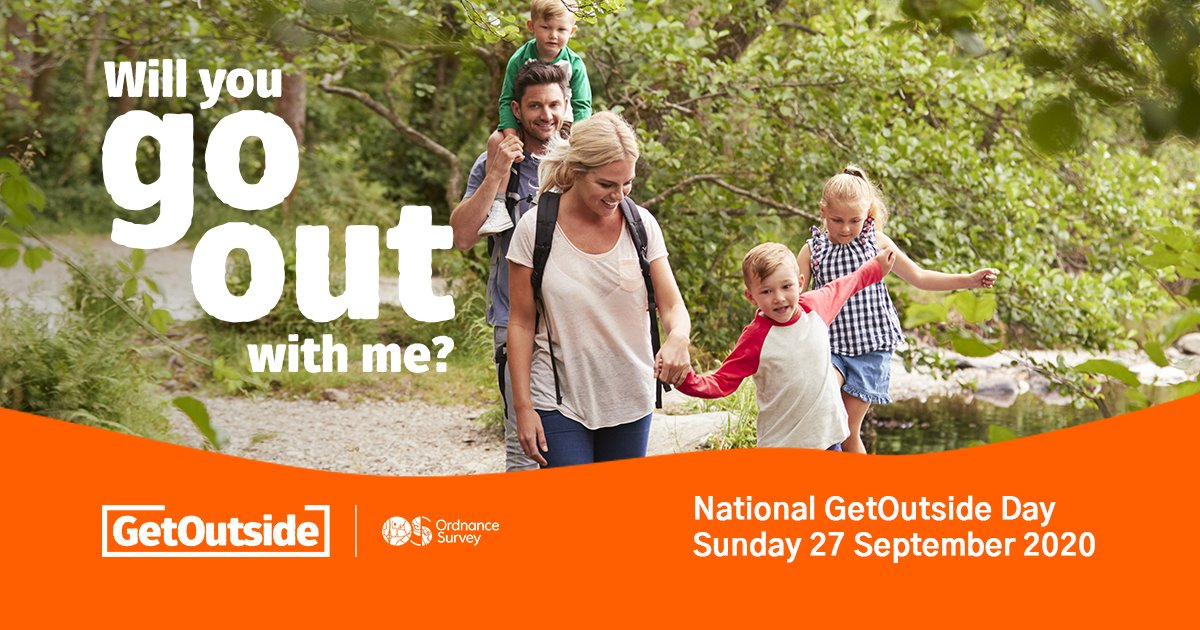 In celebration of #nationalGetOutsideDay our friends @OSleisure are offering  one months free subscription to OS using the code: GETOUTSIDEDAY. Check it out here: https://t.co/4vfRGJMJYV https://t.co/fSIHvx2qsP