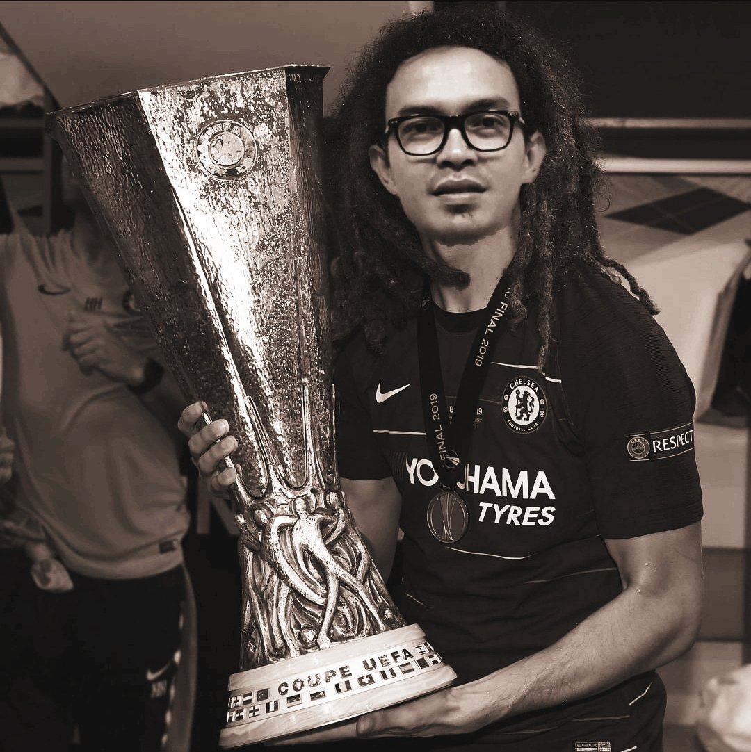 Jaman masih di Chelsea F.C. https://t.co/osSWH1MVO2