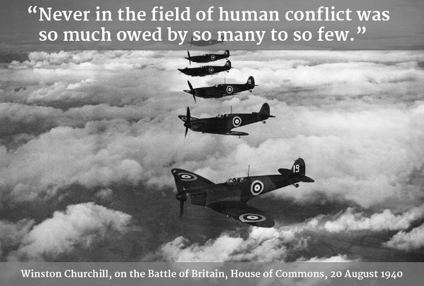 To mark #BattleOfBritain80 Ill be on @GMB tomorrow morning chatting to @piersmorgan & @susannareid100 about the incredible courage and sacrifice of Churchills Few. We owe them so much and must never forget.