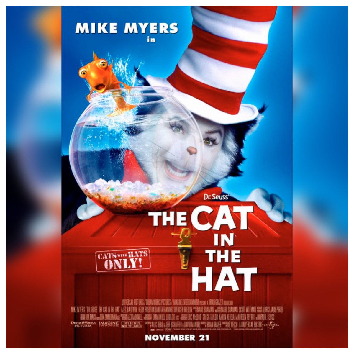 #NW #TheCatInTheHat https://t.co/wnN9Rktia0