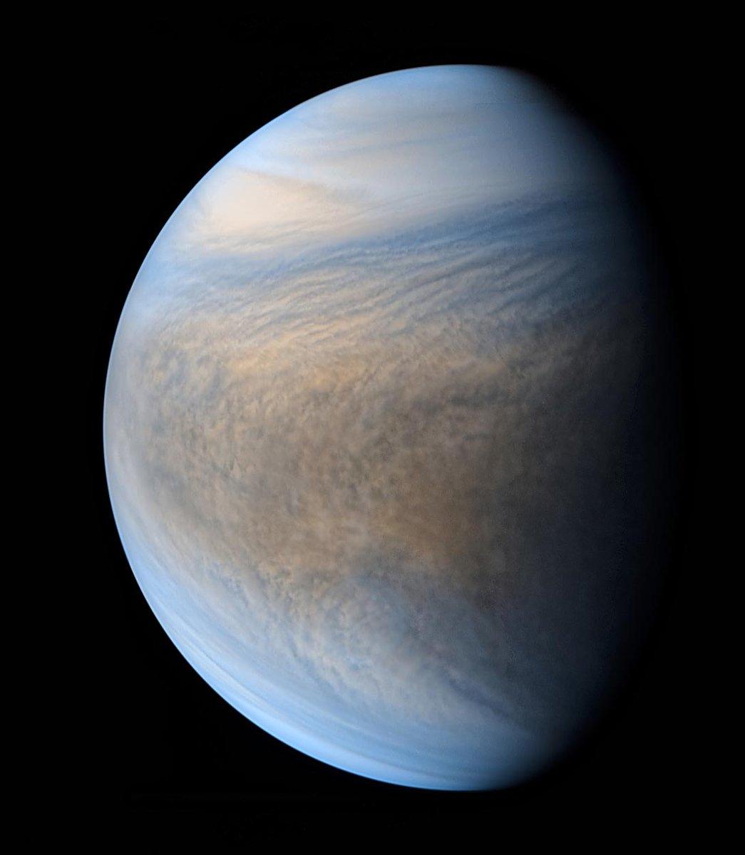 Con lo del fosfano en Venus ahora todo el mundo quiere volver al planeta vecino. ¿Qué propuestas ACTUALES de sondas existen? Veamos. Abro hilo. (imagen de @db_prods). https://t.co/85xHLIpvfz