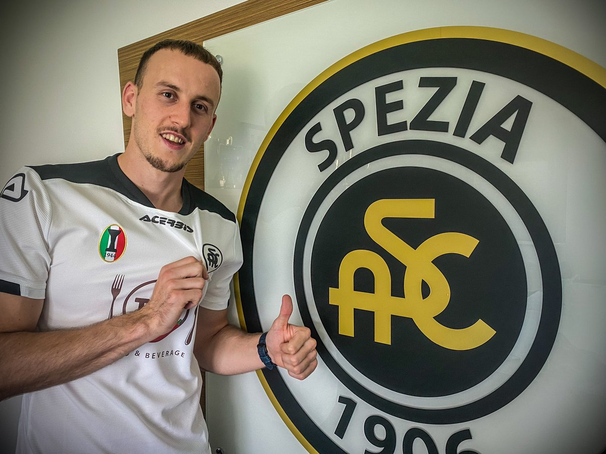 Spezia Calcio On Twitter Welcome Our New Defender