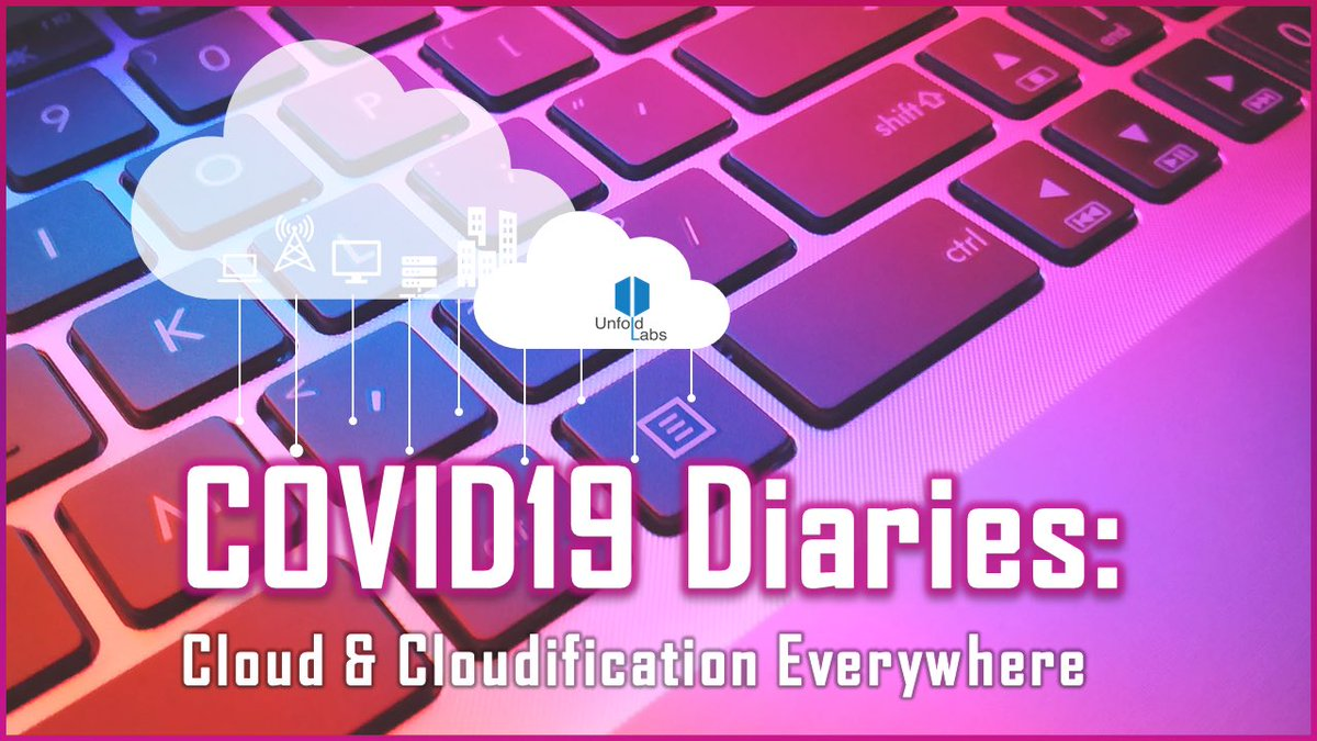 #COVID19 Diaries: Cloud & Cloudification Everywhere by @UnfoldLabs link.medium.com/NjZudRnoM9