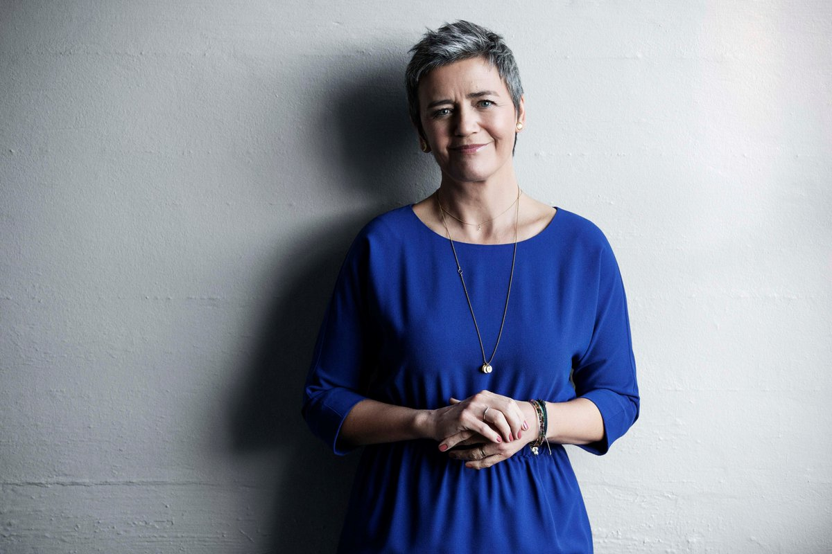 """🇪🇺 We are pleased to announce a joint meetup between @WiMLDS_Brussels & @WiMLDS_Paris!  We have the pleasure to hear @vestager talk about """"Women in EU Technology and Data Policies""""   🗓️Sept, 25: 1 PM  Attend the meetup:   #WiMLDSParis #WiMLDS #Womeintech"""