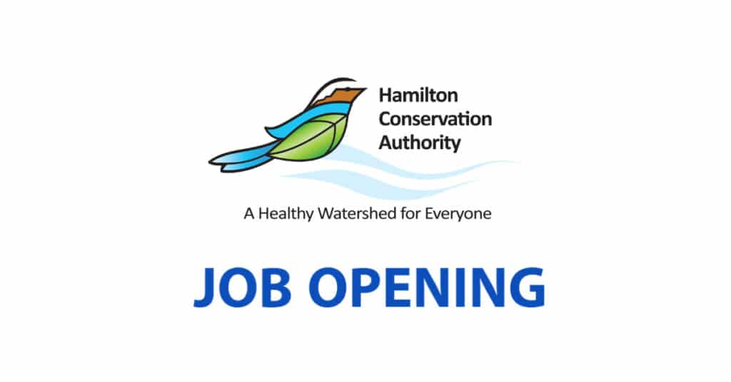 Hamilton Conservation Authority currently has a 50-week contract, 40 hours/week opportunity for a Construction Labourer https://t.co/u4F0Ws9hlv https://t.co/Y9uNkioib6
